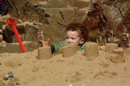 brexit sandcastles